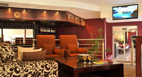 Cresta Thapama Hotel - Francistown - Bar